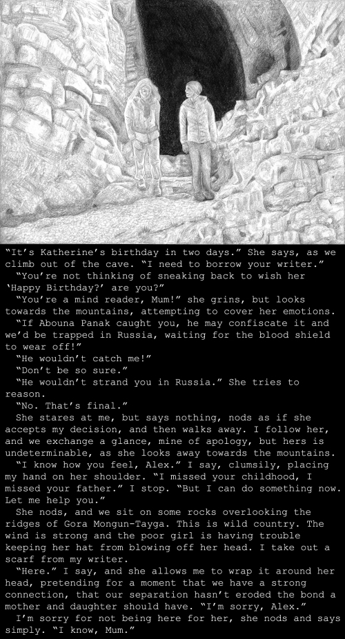 Inajda's back story, set in Russia (3991)